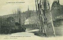 La Roche-Maurice près Landerneau  