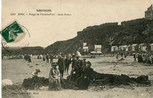 Plage de l'Avant-Port   Mancel