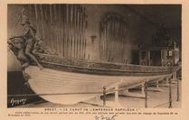 Le canot de l'Empereur NAPOLEON 1er. | Amaury