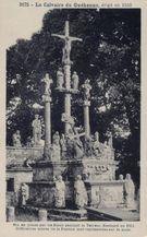 Le Calvaire de Guéhenno, érigé en 1550 |