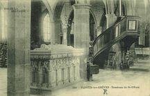 Tombeau de St-Efflam | Lespinasse