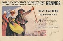 Foire exposition de Bretagne et de la région de l'Ouest (Rennes) | Garin Louis