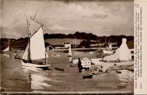 RENTREE DU THONIER RETURN OF THE TUNNY-BOAT VUELTA DE LA BARCA ATUNERA RITORNO DELLA BARCA DI TONNI RUCKKEHR DES THUNFISCHERBOOTS | Wintz R.