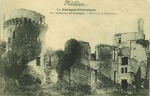 Ruines de la Hunaudaye |