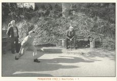 PENQUESTEN (56) - Boulistes | Kervinio Yvon