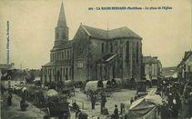 La place de l'Eglise |
