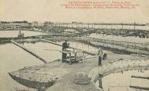 Parcs du Pont Viviers de Pisciculture : Langoustes, Homards, Turbots, etc.  