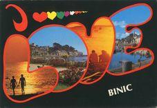 LOVE BINIC  