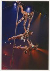 29e Festival du cirque de demain - 2008 | Kervinio Yvon