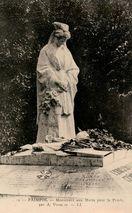 Monument aux Morts pour la Patrie par A. Verm.re |