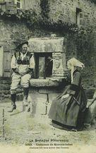 Costumes de Kernascleden (Costumes très rares surtout chez l'homme) |