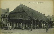 Anciennes Halles de PONTIVY |