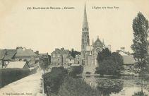 L'Eglise et le Vieux Pont |