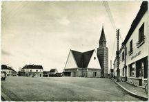 L'Eglise et la Place | Normand M.