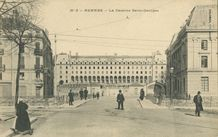 La Caserne Saint-Georges |