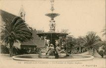 La Fontaine et l'Eglise Anglaise |