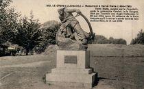 Monument à Hervé Rielle (1654-1729)  