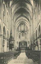 Inneres der St. Stephanskirche |