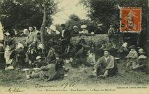 Environs de Lorient - Une Noce bretonne - Le repas des Mendiants |