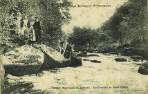 Environs de Lorient - Le Torrent de Pont-Callec  