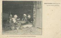 Couturières en journée dans une ferme à Plougastel-Daoulas |