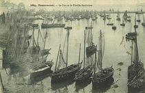Le port et la flotille sardinière |