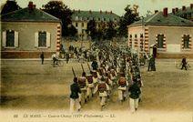 Caserne Chanzy (117e d'Infanterie)  
