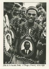 Fête de la Marche Verte à Tanger (Maroc) 6/IX/1978 | Kervinio Yvon