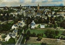 Vue panoramique du bourg |