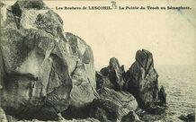 Les Rochers de Lesconil - La Pointe du Troch au Sémaphore |