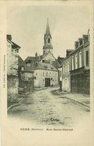 Rue Saint-Gurval | Lecorney