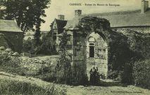 Ruines du Manoir de Kerniguez |