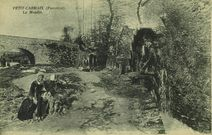 Petit-Carhaix. Le Moulin |