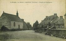 Chapelle de Congrégation   Bocquenet