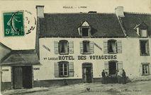 L'Hôtel | Le MERLE