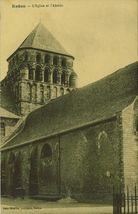L'Eglise et l'Abside |