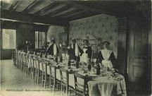 Salle à manger du Grand Hôtel | Decker F.