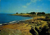 Sainte Marie sur Mer. Plage de Portmain |