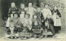 Groupe d'enfants de GUEMENE | Lodi