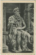 Mosè di Michelangelo | Michel-ange
