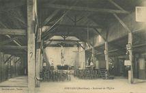 KERYADO - Intérieur de l'Eglise |