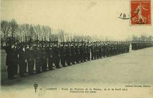 Visite du Ministre de la Marine, 19 et 20 Avril 1913  