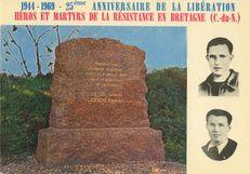 MONUMENT DE PLUZUNET |