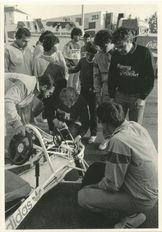 DEPART DU TOUR DE FRANCE 1985 | Kervinio Yvon