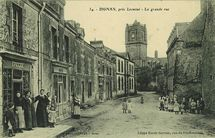 La grande rue | Gervais Emile