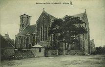 Environs de Callac - L'Eglise  
