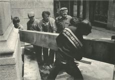 Travaux de restauration 1980 | Kervinio Yvon