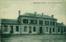Ecole Communale des Garçons   Gasuyau H.