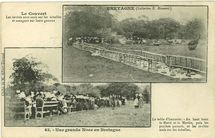 Une grande Noce en Bretagne - Le Couvert | Durand Albert