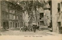 Place Sainte Barbe  